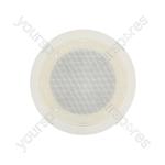 AC56V ABS Ceiling Speaker 100V