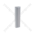 SC Series 100V Line Indoor Column Speakers - SC16V slimline