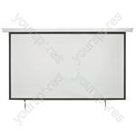 "Electric Projector Screens - 100"" 16:9 Motorised - EPS100-16:9"