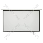 "Electric Projector Screens - 120"" 16:9 Motorised - EPS120-16:9"