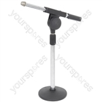 Desk Stand with Boom - Mic + Arm