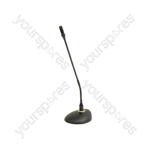 Conference Microphone with Base - - slimline - COM46