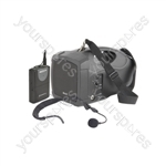 Handheld PA System with Neckband Mic - H25 headmic
