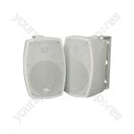 """Indoor/Outdoor Speakers - 10cm (4"""") - WPS4"""