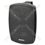 BHV Series IP44 Background Speakers 100V - BH4V-B Black