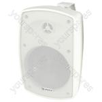 BHV Series IP44 Background Speakers 100V - BH5V-W White