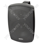 BHV Series IP44 Background Speakers 100V - BH5V-B Black