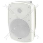 BHV Series IP44 Background Speakers 100V - BH6V-W White