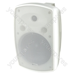 BHV Series IP44 Background Speakers 100V - BH8V-W White