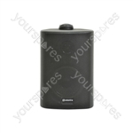 "BP Series - 100V Weatherproof Speakers - BP3V-B 3"" background black"