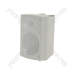"BP Series - 100V Weatherproof Speakers - BP5V-W 5.25"" background white"