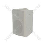 "BP Series - 100V Weatherproof Speakers - BP6V-W 6.5"" background white"