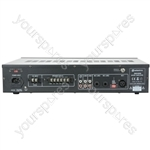 RM series 5-channel 100V mixer amplifier with Bluetooth® - RM240SB mixer-amp
