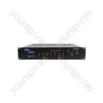 RM series 5-channel 100V mixer amplifier with Bluetooth® - RM360SB MixAmp