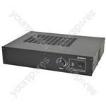 RS Series 100V Line Slave Amplifiers - RS120
