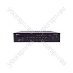 RM series 5-channel 100V mixer amplifier - RM360S Mixer-Amplifier
