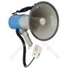 Megaphone (25W max) with Siren - Megaphone, siren - L25