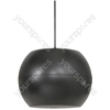 """PS Series Pendant Speakers - Wide Angle - 16.5cm (6.5"""") black - PS65-B"""