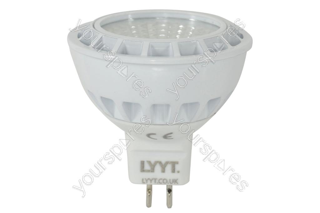 mr16 led lamp 3w cob led gu5 3 ww by lyyt. Black Bedroom Furniture Sets. Home Design Ideas