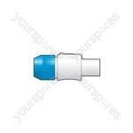 Neutrik® NAV3CFCB - NAC3CFCB, Powercon output connector - NAC3FCB