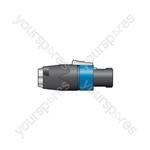 Neutrik® NA4LJX Speakon to Jack Adaptor - 4-pin, 6.3mm mono
