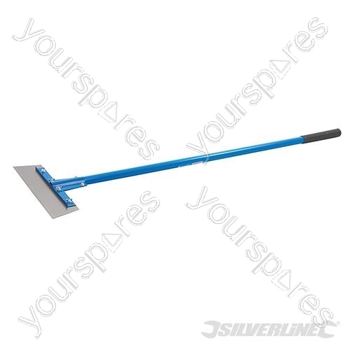 Floor Scraper 400mm Wide 1450mm Handle 773254 By