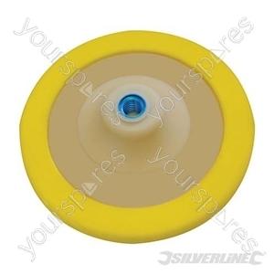 Polyurethane Backing Pad - 180mm