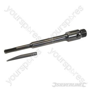 SDS Plus Core Drill Arbor - 200mm