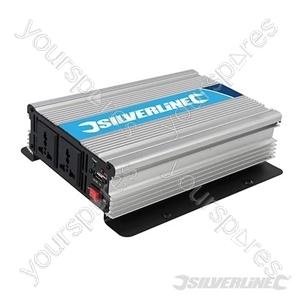 12V Inverter - 1000W (2 x 500W)