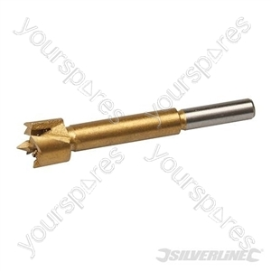 Titanium-Coated Forstner Bit - 16mm