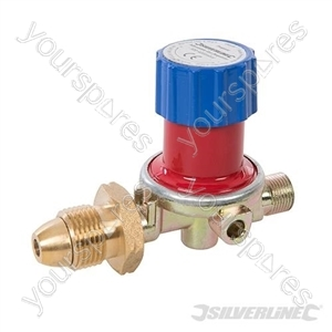 Adjustable Propane Gas Regulator - 500 - 4000mbar