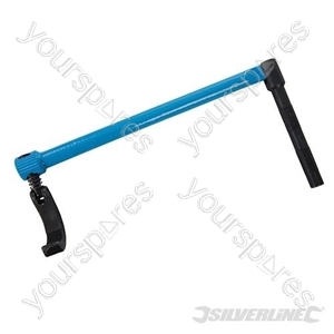 Expert Adjustable Basin Wrench - 240mm