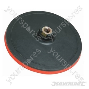 Hook & Loop Backing Pad - 180 x 10mm