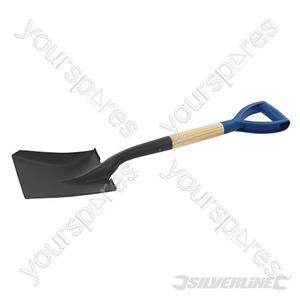Wooden Square Head Micro Shovel - 700mm