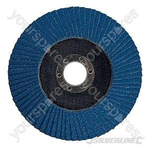 Zirconium Flap Disc - 125mm 40 Grit