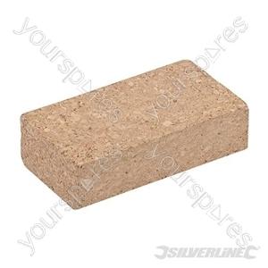 Cork Sanding Block - 110 x 60 x 30mm