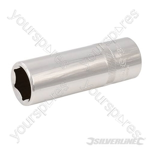 "Deep Socket 1/2"" Drive 6pt Metric - 18mm"