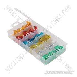 Car Fuses Pack 120pce - ATO