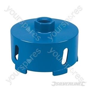 Diamond Core Drill Bit - 107 x 47mm