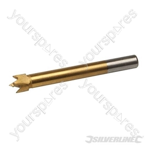 Titanium-Coated Forstner Bit - 12mm
