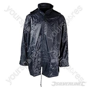 "Lightweight PVC Jacket - XL 144cm (58"")"