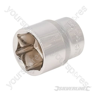 "Socket 1/2"" Drive 6pt Imperial - 1-1/16"""