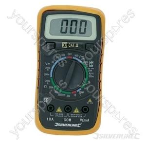 Expert Digital Multimeter - AC & DC