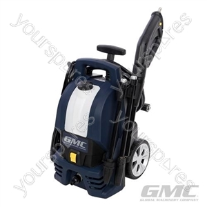 1400W Pressure Washer 135Bar - GPW135 UK