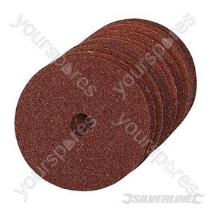 Fibre Discs 100 x 16mm 10pk - 100mm 36 Grit