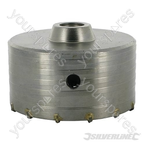 TCT Core Drill Bit - 115mm