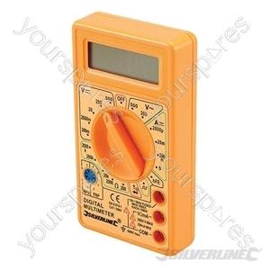 Digital Multimeter - AC & DC