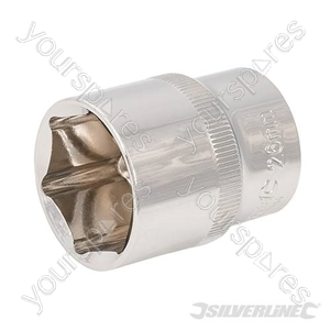 "Socket 1/2"" Drive 6pt Metric - 26mm"