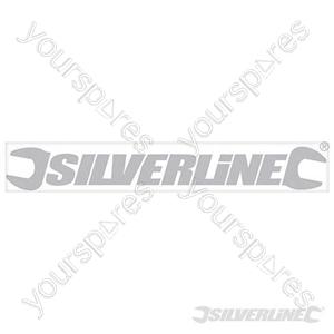 Stickers - 400mm Silver - Inside