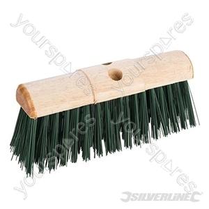 "Broom PVC Saddleback Raised Centre - 330mm (13"")"